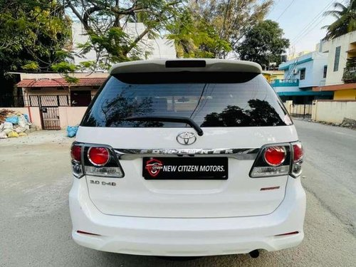 Used 2015 Toyota Fortuner 4x2 AT in Nagar