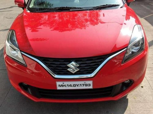 2018 Maruti Suzuki Baleno Petrol AT for sale in Pune