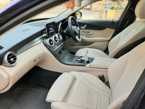 2018 Mercedes Benz C-Class C 220 CDI Celebration Edition AT in Mumbai