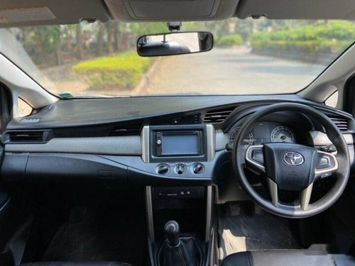 2017 Toyota Innova Crysta 2.4 GX MT for sale in Mumbai