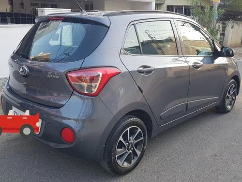 2018 Hyundai Grand i10 1.2 Kappa Sportz Option AT in Coimbatore
