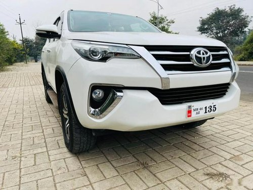 Used 2017 Toyota Fortuner 2.8 4WD MT in Nashik