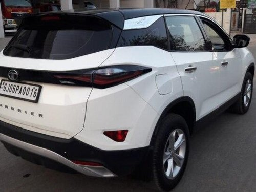 2019 Tata Harrier XZ Dual Tone MT in Ahmedabad