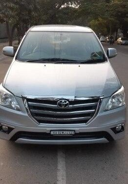 2014 Toyota Innova 2.5 Z Diesel 7 Seater BS IV MT in Bangalore