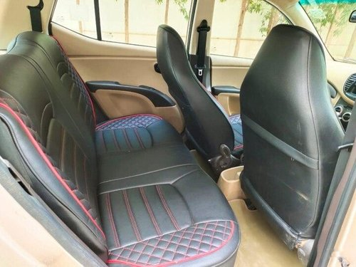 2010 Hyundai i10 Magna AT for sale in Hyderabad