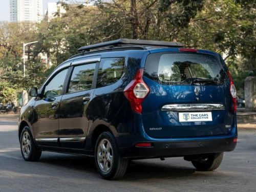 2015 Renault Lodgy Stepway 85PS RXZ 8S MT in Mumbai