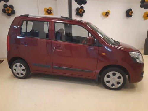 Used Maruti Suzuki Wagon R VXI 2012 MT for sale in Chennai