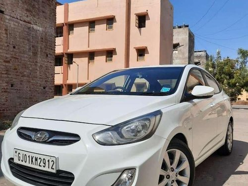 Used 2011 Hyundai Verna 1.6 SX VTVT MT for sale in Ahmedabad