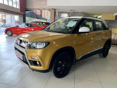 2019 Maruti Suzuki Vitara Brezza ZDi MT in Bangalore