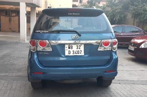 2013 Toyota Fortuner 4x2 AT for sale in Kolkata