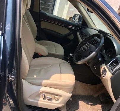2018 Audi Q3 MT for sale in Chennai