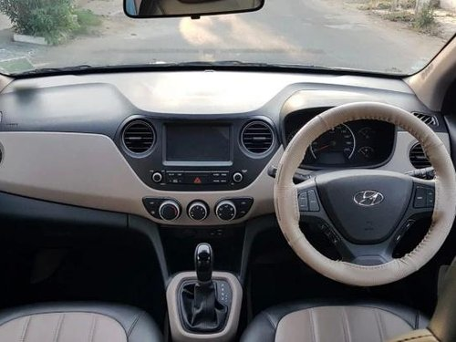 2018 Hyundai Grand i10 1.2 Kappa Sportz Option AT in Coimbatore