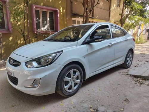 Used 2011 Hyundai Verna 1.4 CRDi MT for sale in Bangalore