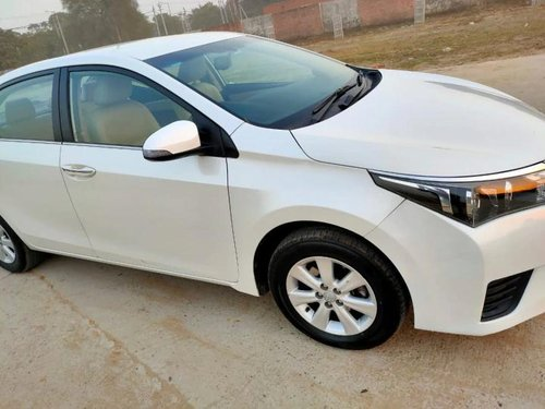 Used Toyota Corolla Altis D-4D G 2014 MT for sale in Faridabad