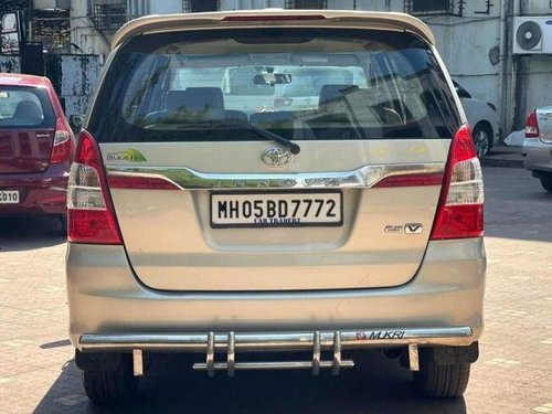 Toyota Innova 2012 MT for sale in Mumbai-4