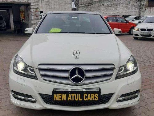 Used 2012 Mercedes Benz C-Class 220 AT in Chandigarh