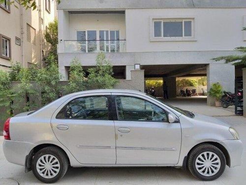Used Toyota Etios GD 2013 MT in Hyderabad
