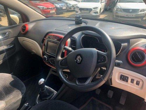 Used 2018 Renault Captur Platine Dual Tone Diesel MT in Kolkata