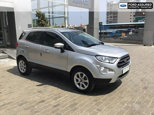 2019 Ford EcoSport MT for sale in Chennai