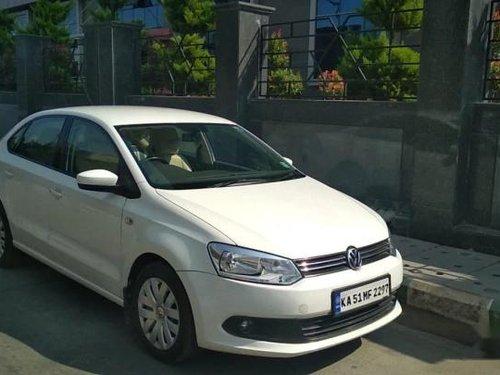 2014 Volkswagen Vento Petrol Comfortline MT in Bangalore