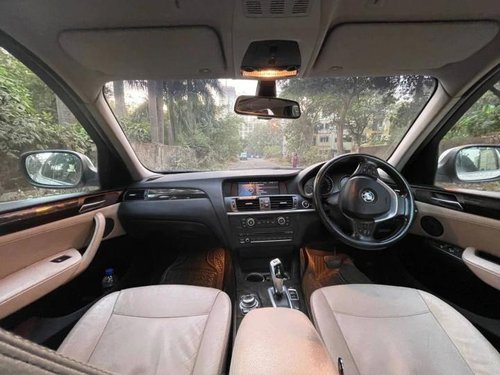BMW X3 xDrive30d 2012 AT for sale in Mumbai