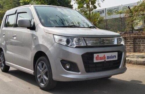 2017 Maruti Suzuki Wagon R VXI AMT Opt AT in Ahmedabad