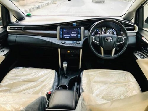 Used 2020 Toyota Innova Crysta AT for sale in New Delhi