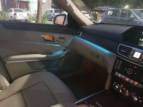 2016 Mercedes Benz E Class AT for sale in Aurangabad