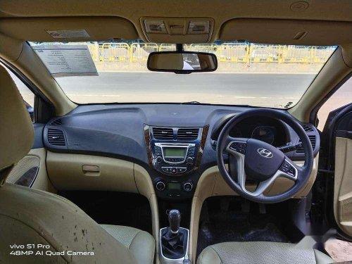 2014 Hyundai Verna 1.6 VTVT SX MT in Pune