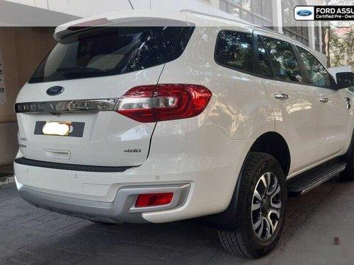 2020 Ford Endeavour Titanium Plus 4X4 AT in Hyderabad