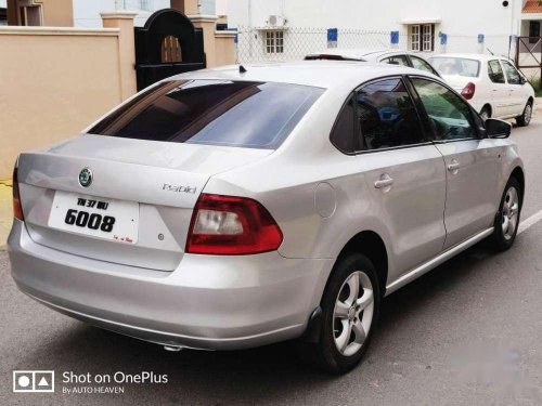 2012 Skoda Rapid 1.6 TDI Elegance MT for sale in Coimbatore-5