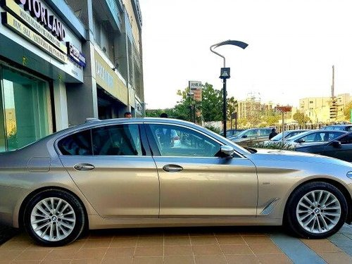 2018 BMW 5 Series 520d Luxury Line AT in Ahmedabad