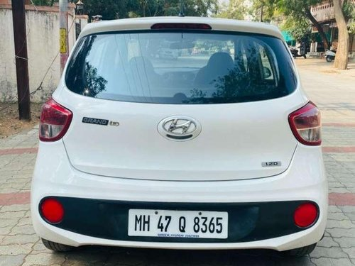 Hyundai Grand i10 Magna 2017 MT for sale in Aurangabad