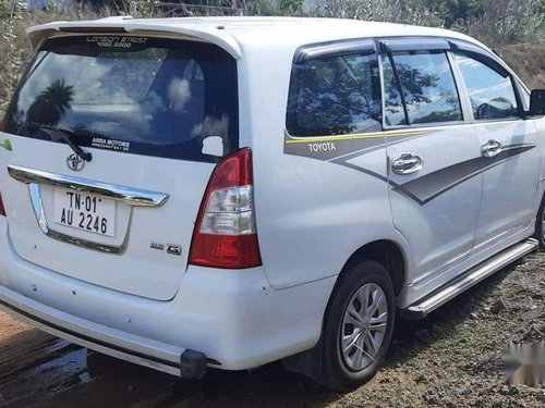 Used 2013 Toyota Innova 2.5 G4 Diesel 8-seater MT for sale in Chennai
