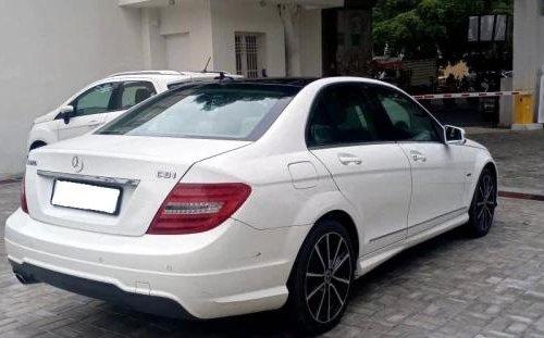 2014 Mercedes Benz C-Class C 220 CDI BE Avantgare AT in New Delhi