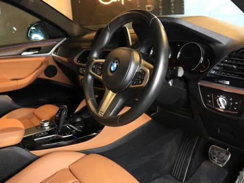 2019 BMW X4 M Sport X xDrive20d AT in New Delhi