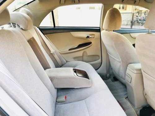 Used 2012 Toyota Corolla Altis Diesel D4DG MT for sale in Ahmedabad