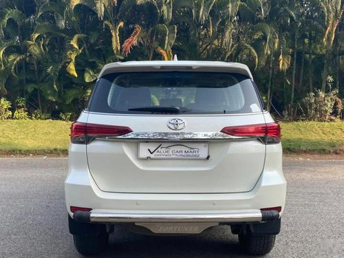 Used 2017 Toyota Fortuner 2.8 2WD MT in Hyderabad