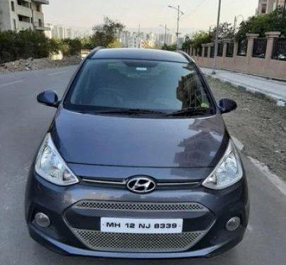 Used 2021 Hyundai Grand i10 Sportz MT for sale in Pune