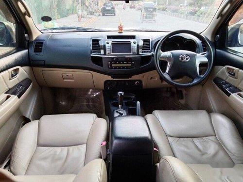 2014 Toyota Fortuner 4x2 AT TRD Sportivo in Mumbai