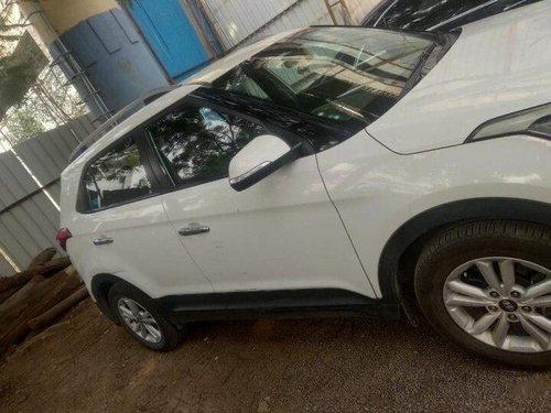 Used 2017 Hyundai Creta 1.6 SX Option Diesel MT for sale in Hyderabad