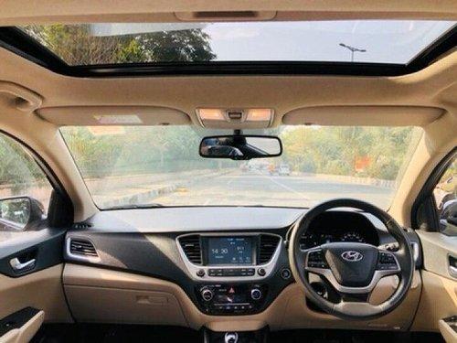 Used 2019 Hyundai Verna CRDi 1.6 AT SX Option in New Delhi