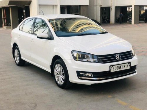 2017 Volkswagen Vento 1.5 TDI Highline MT for sale in Surat