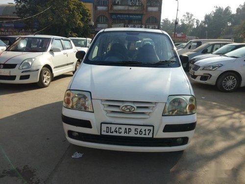 Used Hyundai Santro Xing GL 2010 MT in New Delhi