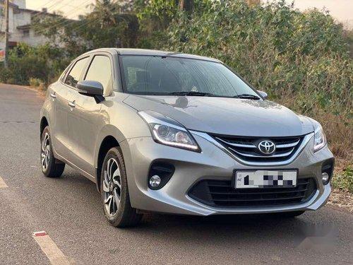 Used Toyota Glanza V 2019 MT for sale in Goa