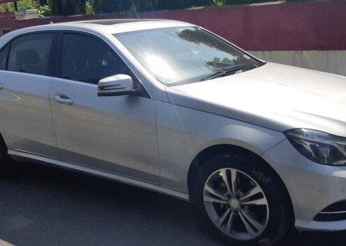 2014 Mercedes Benz E Class AT for sale in Dehradun