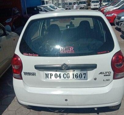 2010 Maruti Suzuki Alto K10 LXI MT for sale in Bhopal