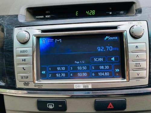 2013 Toyota Fortuner AT for sale in Surat