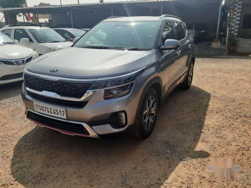 Used 2019 Kia Seltos GTX Plus DCT MT in Hyderabad