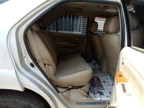 Used 2009 Toyota Fortuner 3.0 Diesel MT for sale in Chennai